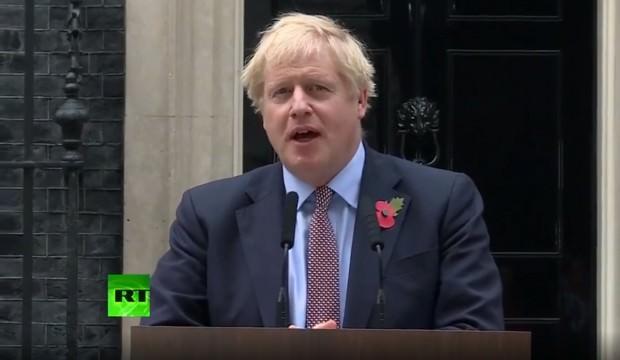 İngiltere'de kritik gelişme! Boris Johnson duyurdu: Kraliçe izin verdi