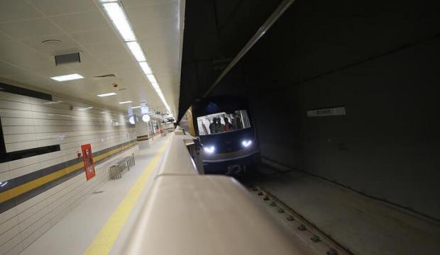 İstanbul'da metro seferleri yeniden başladı