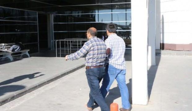 Kayseri polisi arıyordu, Adıyaman'da yakalandı