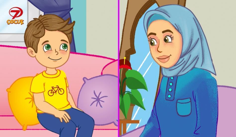Meraklı Çocuk ile Annesi: Kitaplar