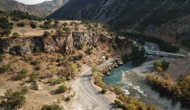 Munzur Vadisi Milli Parkı doğa turizminde göz dolduruyor