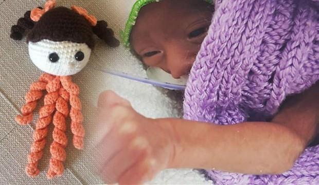 Prematüre bebekler 'Müge Bebek' ile hayata tutunacak