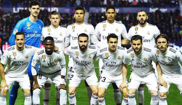 Real Madrid'in G.Saray kadrosu! 5 eksik...