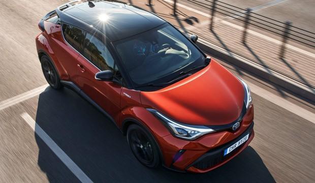 Türkiye'de üretilen 'Toyota C-HR'ye özel kampanya