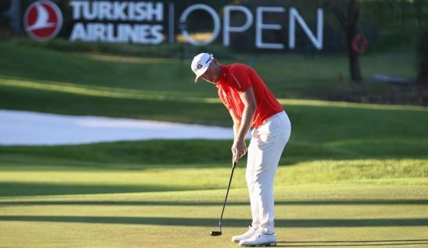 Turkish Airlines Open 2019'da ilk gün tamamlandı