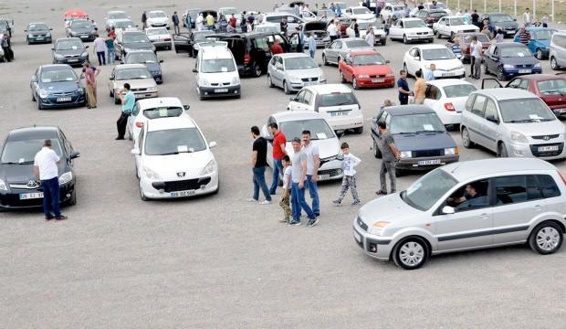 2. El otomobil piyasasında durgunluk