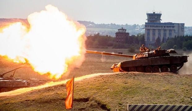 Görüntü ortaya çıktı! ABD askerleri Rus tankında