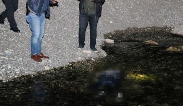 Askerden geldi, suda cesedi bulundu