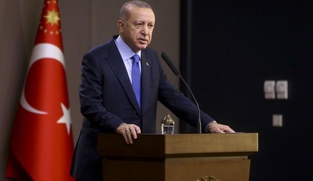 Başkan Erdoğan'dan Yıldız Kenter mesajı