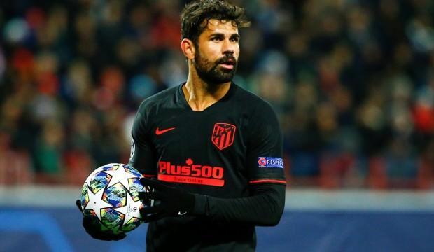 Diego Costa'dan kötü haber! Teşhis konuldu