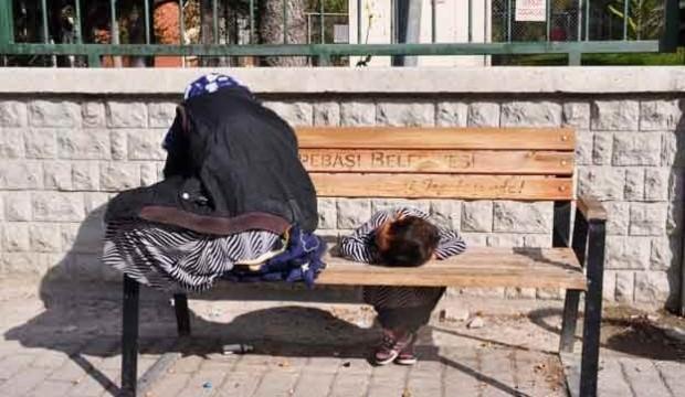 Eskişehir'de yürek dağlayan görüntü!