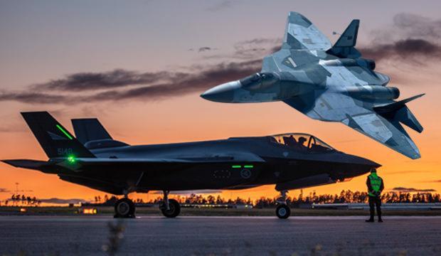 Hem F-35 hem Su-57 için bomba gelişmeler! Ölümcül hata ortaya çıktı