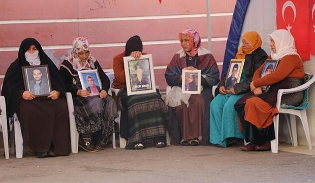 HDP önündeki eylemde 75'inci gün