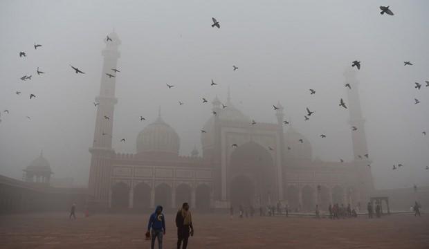 Krizi önleyemiyorlar: Hindistan'da 15 dakika temiz hava 7 dolar!