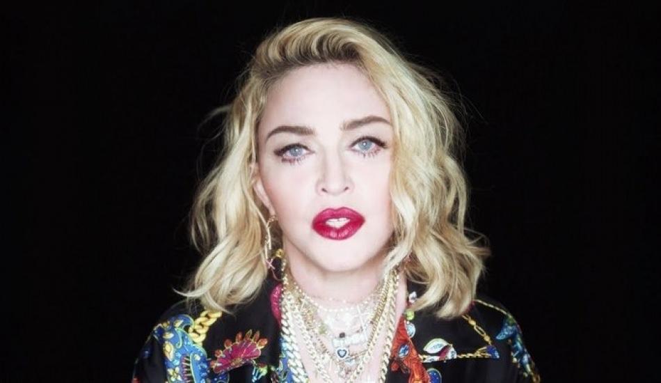 Madonna'ya dava açıldı!