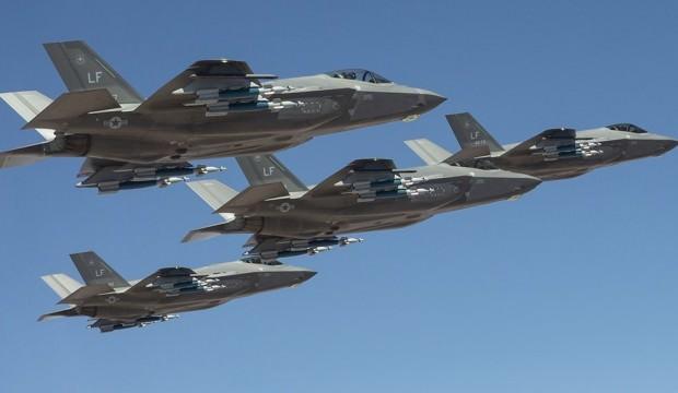 Pentagon'un açıklaması ortalığı karıştırdı! ABD'de F-35 savaşı