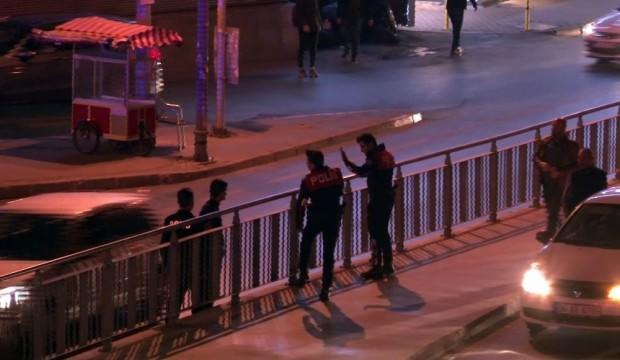 Polis her yerde onu arıyor: Metrobüs yolunda izini kaybettirdi
