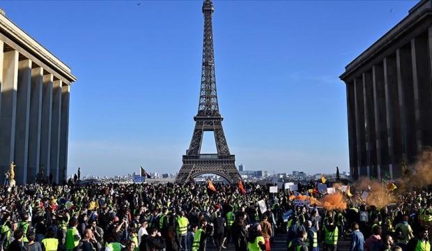 Sarı Yelekliler, Fransa tarihi içerisinde rekor kırdı