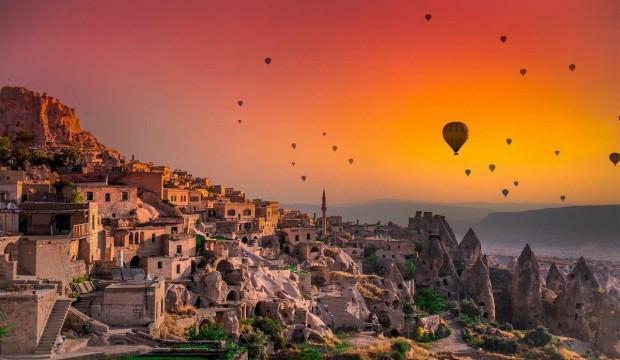 Tarih ve doğanın buluştuğu en güzel rota: Kapadokya