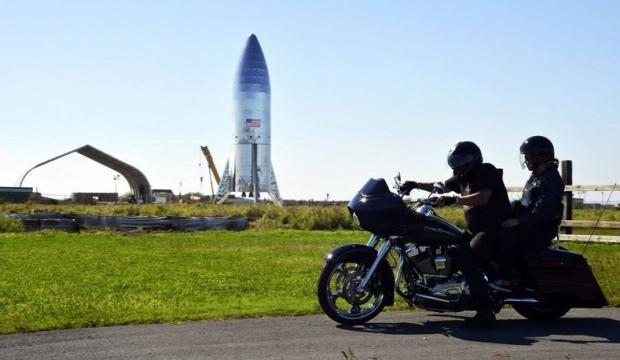 Uzay yolcuları için tasarlanmıştı, test esnasında patladı!