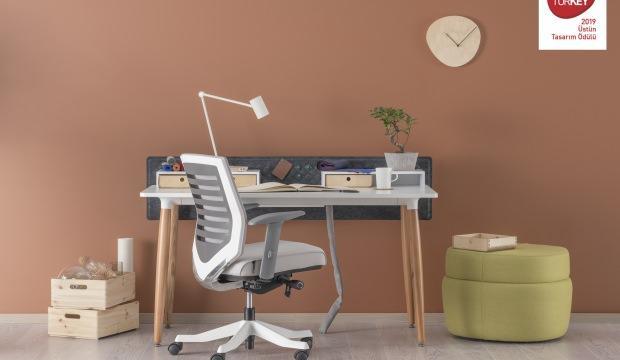 Bürotime Design Turkey, 2019'dan üstün tasarım ödülü