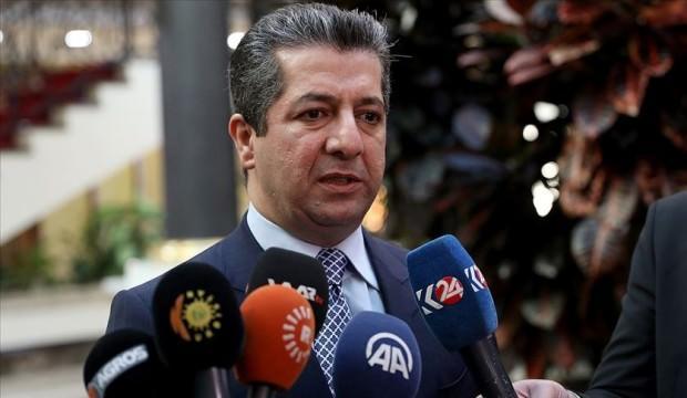 Barzani'den Türkiye açıklaması: Hedef PKK