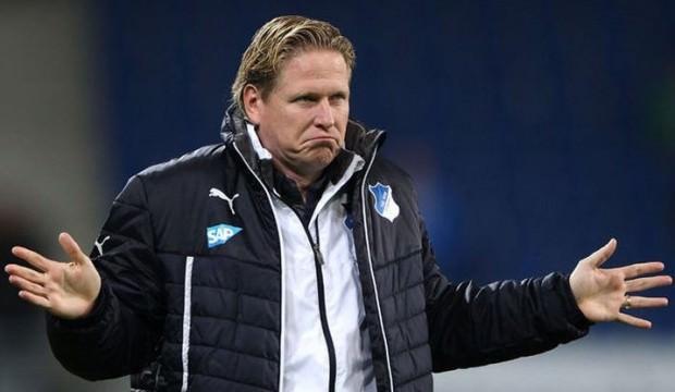Köln'ün teknik direktörü Markus Gisdol oldu
