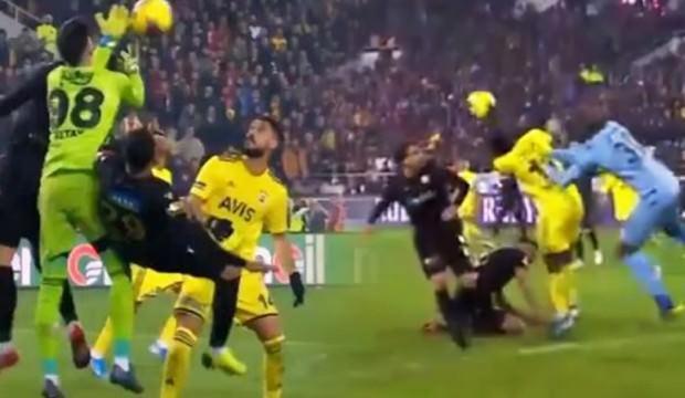 Malatya'da tartışmalı anlar! Gol iptali ve penaltı...