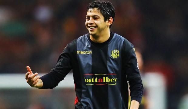 Guilherme'nin menajeri Beşiktaş ile görüşüyor