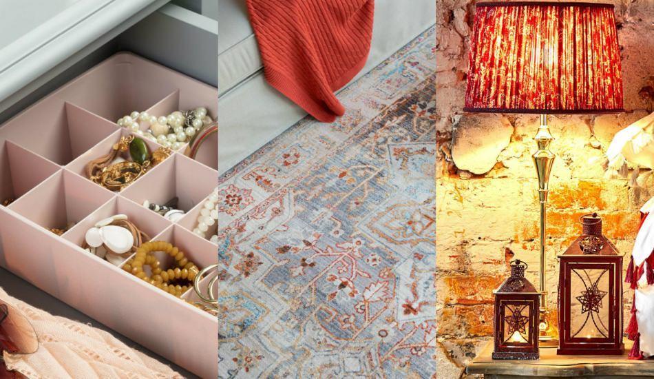 Mimar Selim Yuhay'ın önerileriyle en şık yatak odası aksesuarları