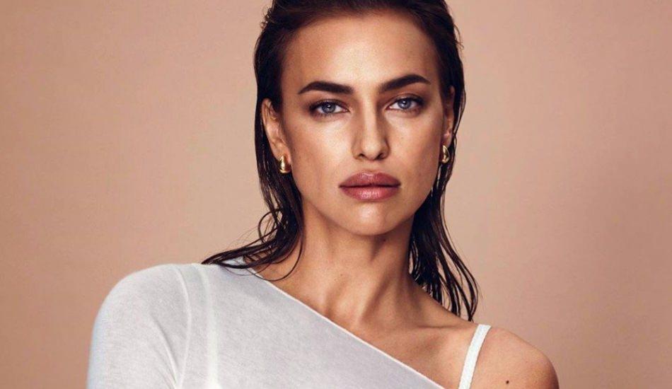 Rus model Irına Shayk kızıyla görüntülendi!