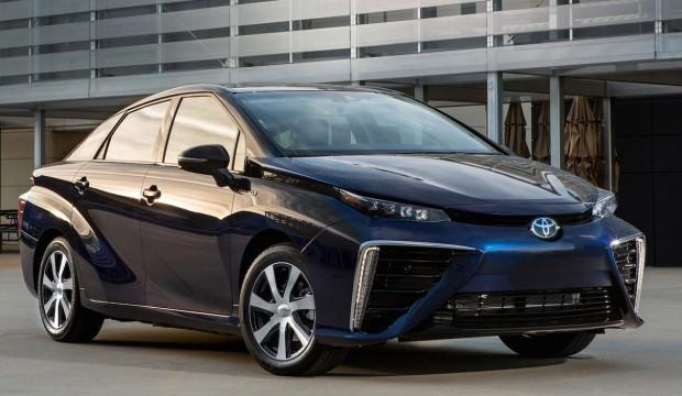 Toyota, Mirai modelinde test etti!