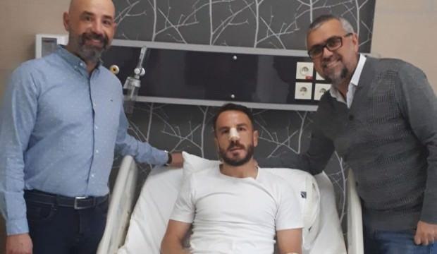 Konyaspor'da Beşiktaş maçı öncesi sakatlık şoku