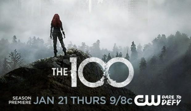 The 100- Yüz 6. bölümü ile Ülke TVde!