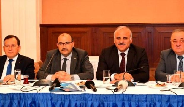 23 ülkeden 700 uzman Trabzon'da Kuşak ve Yol'u konuşuyor