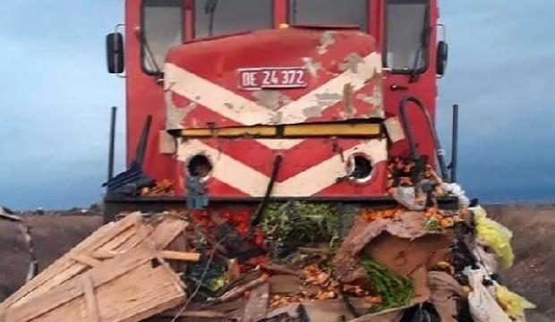 Afyonkarahisar'da korkunç kaza!