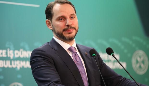 Bakan Albayrak'tan Gıda enflasyonu açıklaması