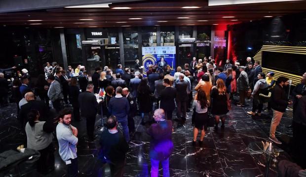 Beyoğlu'nda Ukrayna Sinema Günleri başladı