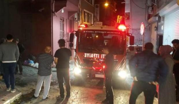 Beyoğlu'ndaki Masumiyet Müzesi'nde yangın çıktı
