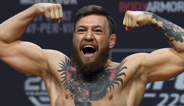 McGregor'dan koronavirüs için 1 milyon Euro yardım