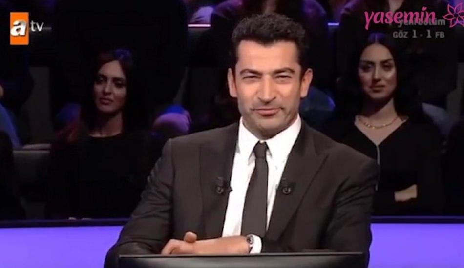 Kenan İmirzalıoğlu'nun yarışmacıyla yaşadığı diyalog şaşırttı!