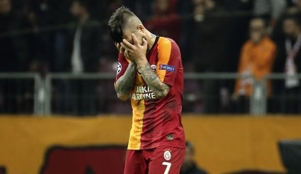 Galatasaray'ın '100'ü Avrupa'da gülmüyor!