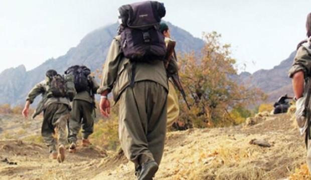 Silopi'de 3 PKK'lı terörist teslim oldu