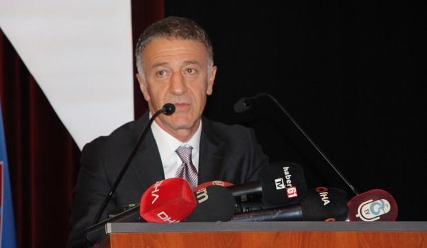 Trabzonspor Yönetimi ibra edildi