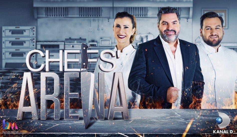 MasterChef'e rakip denilen Chef's Arena yayından kaldırıldı