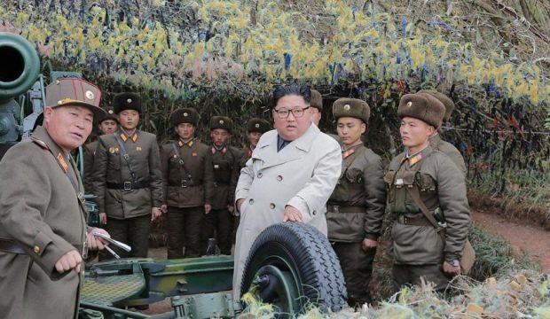 Kim Jong-un yine rahat durmuyor! Vur emrini verdi