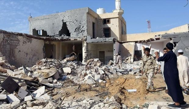 Libya'daki çatışma soğuk savaşı anımsatıyor