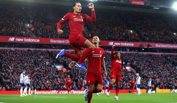 Liverpool hata yapmadı! Farkı açtı...