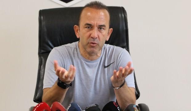 Mehmet Özdilek: Sıkıntı yaşayacak mıyız bakacağız