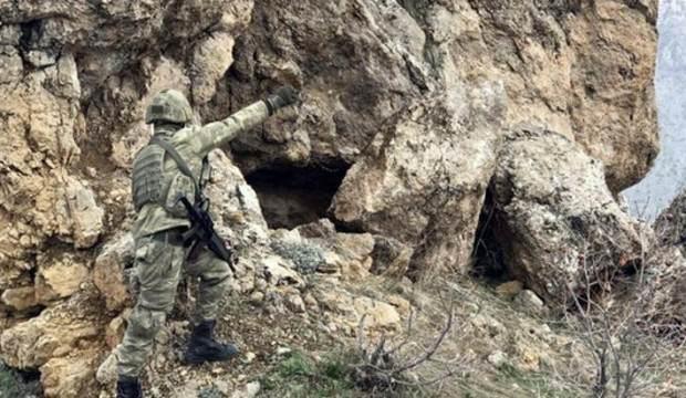 PKK'ya bir darbe daha! 7 terörist öldürüldü
